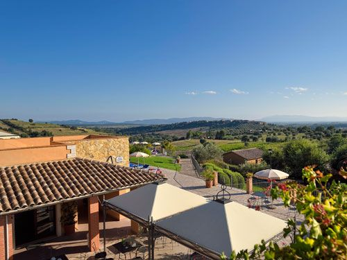 Toscane Borgo Magliano Resort (appartement)