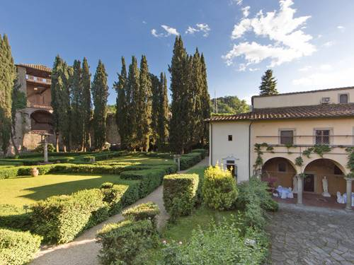 Toscane Villa Casagrande (appartement)