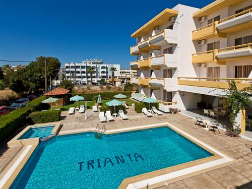 Trianta Hotel Apartment