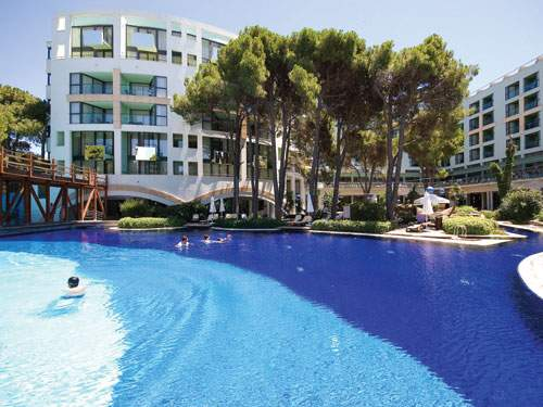 Ultra All Inclusive Turkije Limak Atlantis