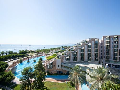 Ultra All Inclusive Turkije Limak Limra te Kemer