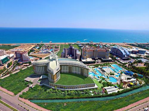 Ultra All Inclusive Turkije Royal Seginus