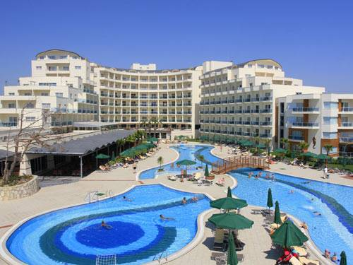 Ultra All Inclusive Turkije Sealight Resort