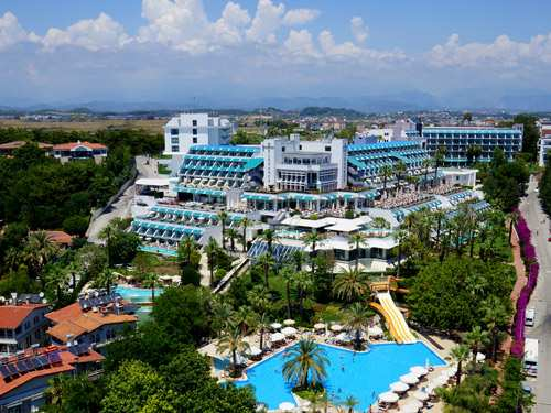 Ultra All Inclusive Turkije Side Star Elegance