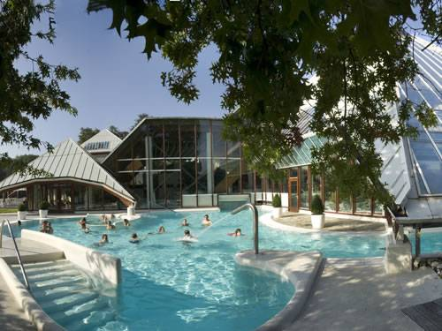 Wellnessarrangement Valkenburg Hotel Thermae 2ooo