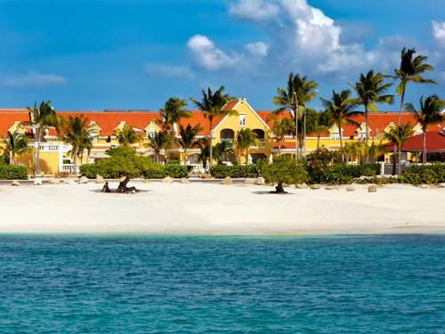 Zonvakantie Aruba Amsterdam Manor Beach Resort te Eagle Beach
