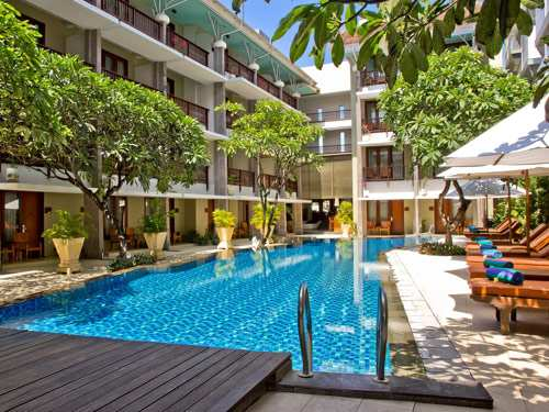 Zonvakantie Bali The Rani Hotel & Spa+