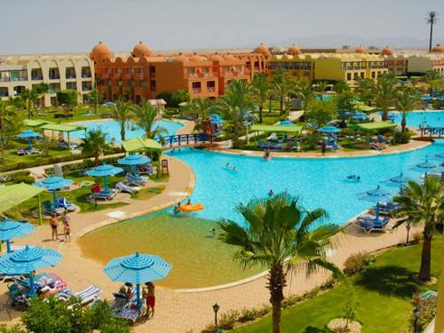Zonvakantie Egypte Titanic Beach Spa & Aquapark