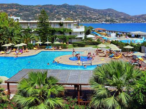 Zonvakantie Kreta Apollonia Beach & Spa