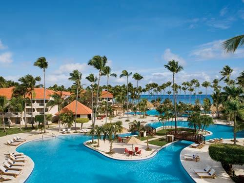 Zonvakantie Punta Cana Dreams Palm Beach