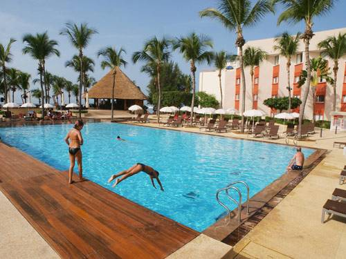 Zonvakantie Senegal Palm Beach te Saly